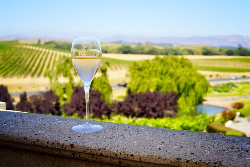 Domaine Carneros Rosé sparkling wine